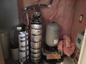 WATER SOFTNER AND TREATMENT