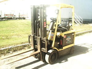 2005 Hyster - E50 Electric forklift.