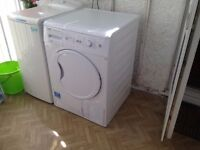 Beko condenser tumble dryer - only 8 months old but hardly used in that time