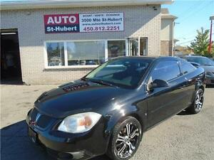 PONTIAC PURSUIT G5 GT 2008 ** 105 000 KM CERTIFIÉ **