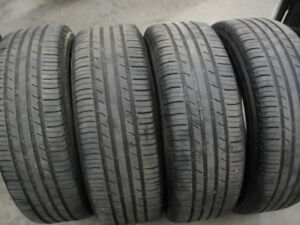 SET OF 4 MICHELIN 205/65R16.$100 FOR THE SET OF 4