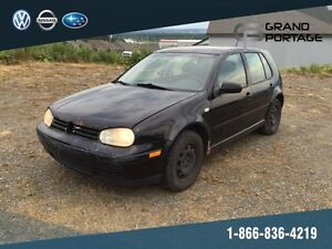 Volkswagen Golf CL 2003