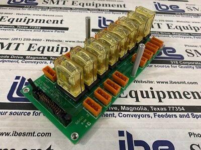 Speedline Electrovert Relay Board - 6-1860-181-01-1 W Warranty