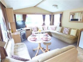 **WINTER SALE** Perfect starter static caravan