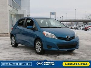 2013 Toyota Yaris LE AUTO BLUETOOTH MP3 5 PORTES