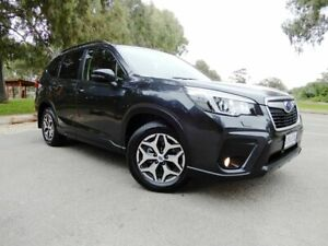 2018 Subaru Forester S5 MY19 2.5i CVT AWD Dark Grey 7 Speed Constant Variable Wagon Glenelg East Holdfast Bay Preview