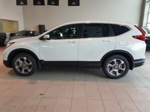 2018 Honda CR-V EX-L - B/U+Right Side Cam, Heated Leather Int, S