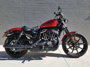2019 Harley-Davidson IRON 883 (XL883N) Road Bike 883cc Tempe Marrickville Area Preview