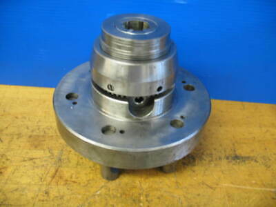 Pratt Burnerd Kc.15  1-12 Capacity Ec Multi Size Collet Chuck D1-8 Mount