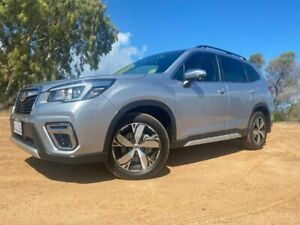 2019 Subaru Forester S5 MY20 2.5i-S CVT AWD Silver 7 Speed Constant Variable Wagon Beresford Geraldton City Preview