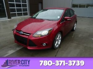 2013 Ford Focus TITANIUM HATCHBACK Navigation (GPS),  Heated Sea