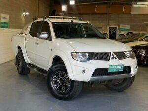 2014 Mitsubishi Triton GLX-R MN Auto 4x4 MY14 Double Cab Blacktown Blacktown Area Preview