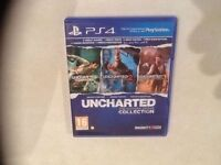 UNCHARTED: THE NATHAN DRAKE COLLECTION SONY PLAYSTATION 4 PS4