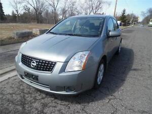 2008 Nissan Sentra Auto, Loaded, Gas Saver $2850.00