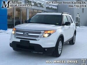2013 Ford Explorer XLT  AWD,BLUETOOTH,HEATED SEATS,REAR SEAT DVD