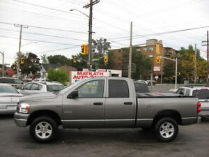 **2007 Dodge  Ram 1500 4x4 4 door** Cert & E-tested