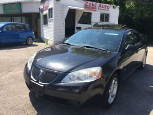 2008 Pontiac G6 SE Safety and E Test is Included The Price