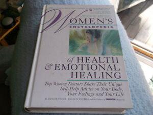Women's Encylopedia Of Health & Emotional Healing 1993