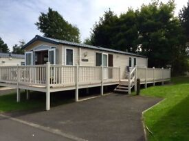 For Sale at Seton Sands (looking for quick sale) Site fees inc, running costs inc and more