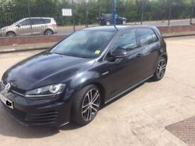 VW Golf GTD 2014 184 BHP 1 owner 73k miles FVWSH fully loaded AA inspected