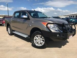 2013 Mazda BT-50 UP0YF1 XTR Gold 6 Speed Sports Automatic Utility Garbutt Townsville City Preview
