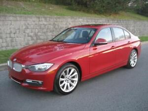 "2013 BMW 320i xDRIVE (2.0L TURBO, CUIR, TOIT, MAGS 18"", FULL!!!)"
