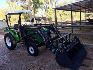 40HP  4WDTractor - Map Power Furnissdale Murray Area Preview