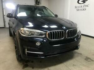 2014 BMW X5 xDrive35d 7 PASS, LOADED, 360 CAM
