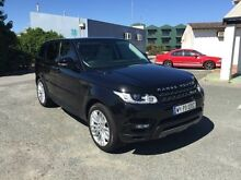 2015 Land Rover Range Rover LG MY15 Sport 3.0 TDV6 SE Black 8 Speed Automatic Wagon Beckenham Gosnells Area Preview