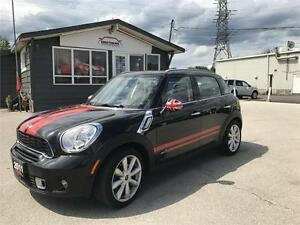 2011 MINI Cooper Countryman S|PANO|LEATHER|NO ACCIDENTS