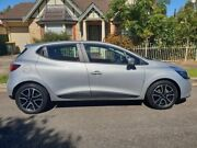 2013 Renault Clio IV B98 Expression EDC Silver 6 Speed Sports Automatic Dual Clutch Hatchback Medindie Walkerville Area Preview