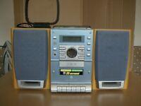 Sanyo DA 170 Micro Hi Fi Unit Surround Sound & X Bass Expander