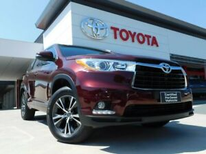 2016 Toyota Kluger GSU50R GXL 2WD Burgundy 6 Speed Sports Automatic Wagon Greenway Tuggeranong Preview