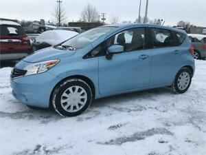 2015 Nissan Versa Note SV *38,000KM* CAMERA AUTOMATIQUE CRUISE