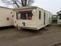 Static Caravan Nr Clacton-on-Sea Essex 2 Bedrooms 6 Berth Classique Novara 1999