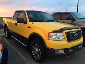 2004 Ford F150 SuperCab FX4