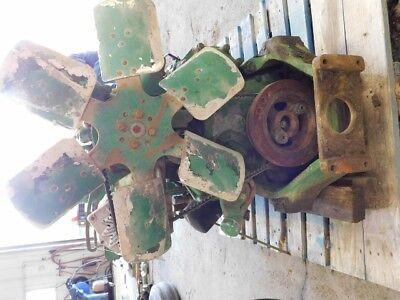 John Deere 4030 Tractor 329 Engine W Pump Clutch Part 329dr-06 Tag 186
