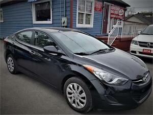 2013 Hyundai Elantra GLS | Easy Car Loans For Any Credit