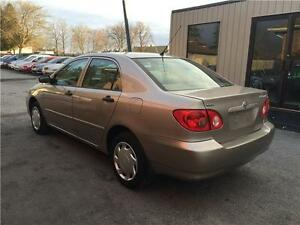 2005 Toyota Corolla CE*****AUTOMATIC****ONLY 157 KMS******* London Ontario image 3