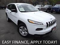 2014 Jeep Cherokee Sport!! 4x4!! HEATED SEATS!! HEATED STEERING