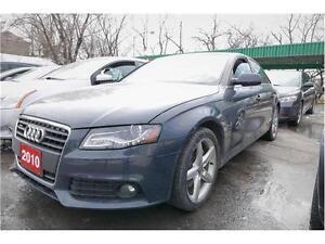 2010 Audi A4 2.0T *SAFETIED* LOW KMS