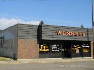BUSINESS OPPORTUNITY IN MANNVILLE, ALBERTA