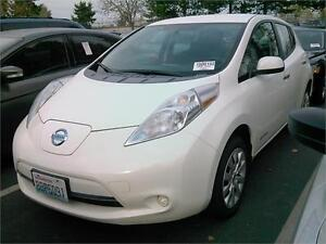 2016 Nissan Leaf S ONLY 2,130 MILES!