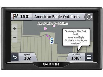 Garmin Nuvi 58Lmt 5  Touchscreen Gps W  Lifetime Maps   Traffic Updates   Black