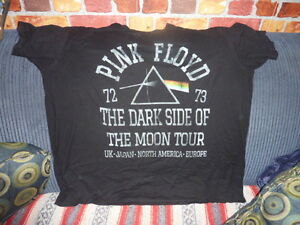 Vintage Pink Floyd Tour Shirt....Timmins Delivery