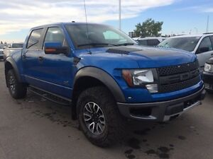 2012 Ford F-150 SVT Raptor - RARE! IN GREAT SHAPE!