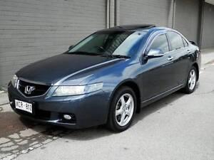 2004 Honda Accord Euro Luxury Sedan Blair Athol Port Adelaide Area Preview