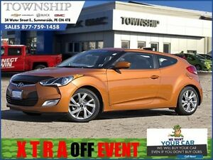 2016 Hyundai Veloster - $9/Day - Automatic - Low Mileage