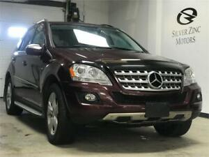 2009 Mercedes-Benz M-Class ML320 Diesel*NAVI*Sunroof*Htd seats