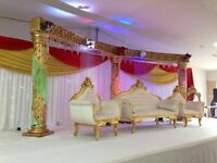 Asian Wedding Stages Hire